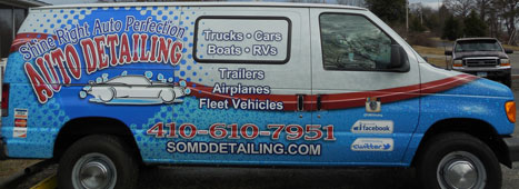 MD vehicle wraps